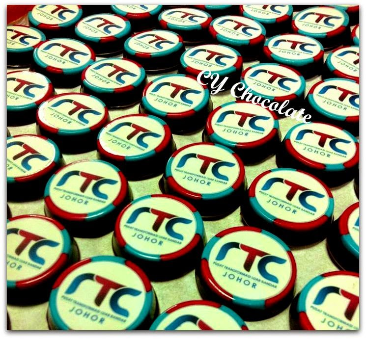 CUSTOMIZE OREO CHOCOLATE(LOGO)