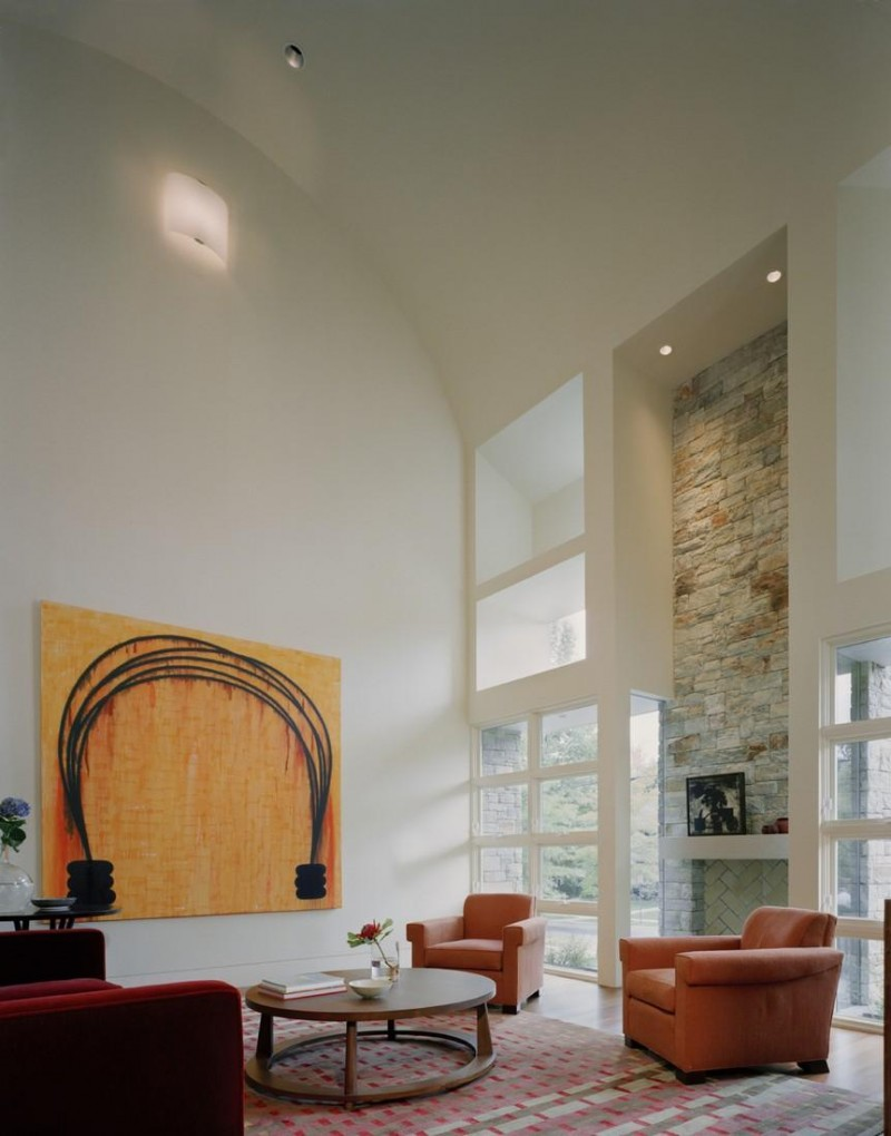 I should be laughing architecture wednesday the edgemoor - The edgemoor residence by david jameson architect ...