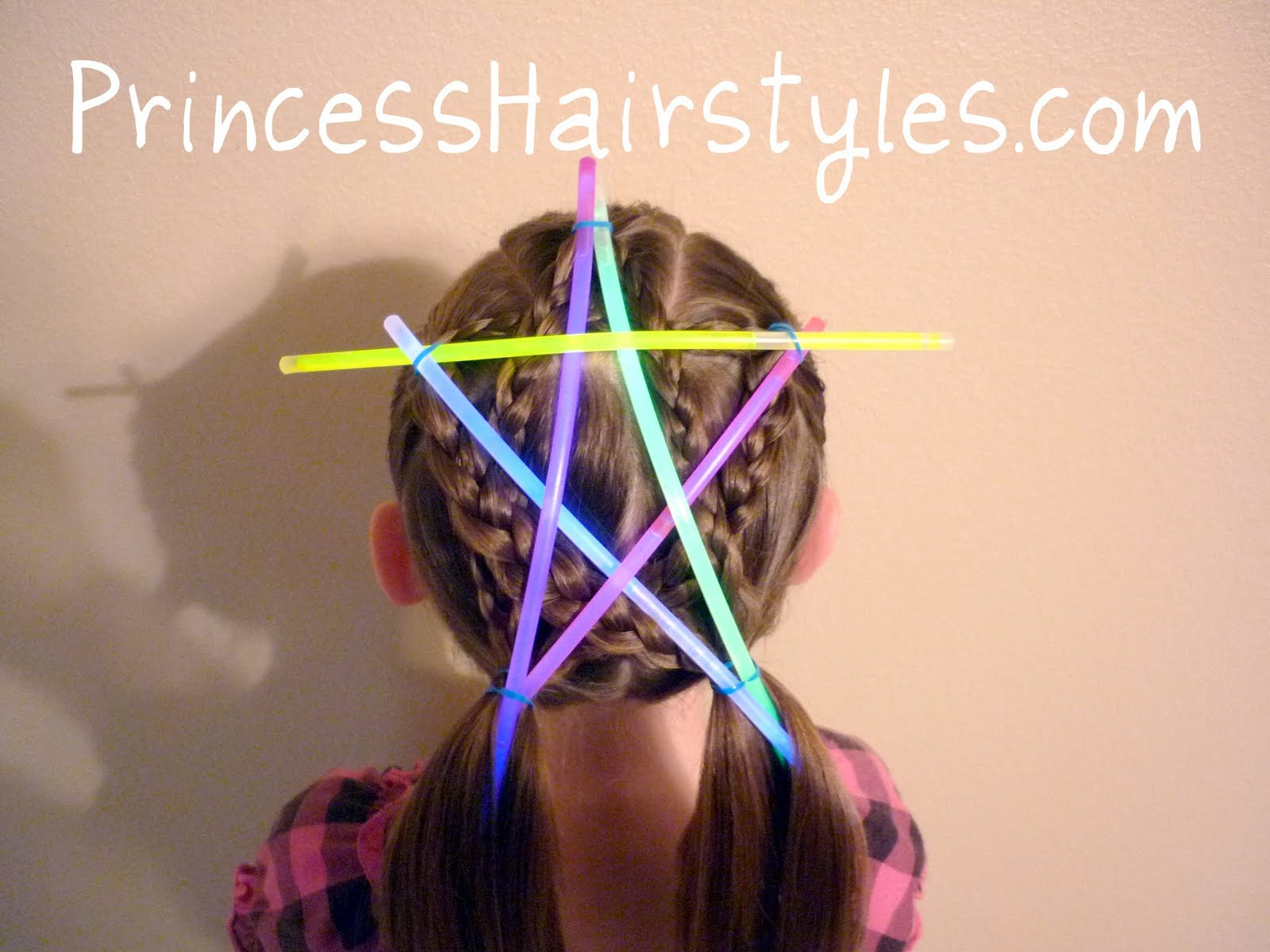 4th Of July Hairstyles - Hairstyles For Girls - Princess ...