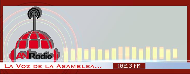 AN RADIO 102.3FM