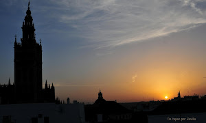 Atardecer en Sevilla