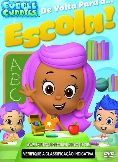 Download Bubble Guppies De Volta Para a Escola AVI + RMVB Dublado DVDRip Torrent