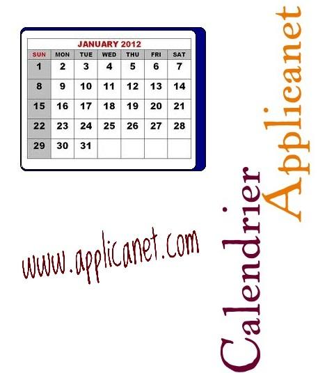 10 sites pour cr er son calendrier pour la nouvelle ann e - Creer son calendrier ...