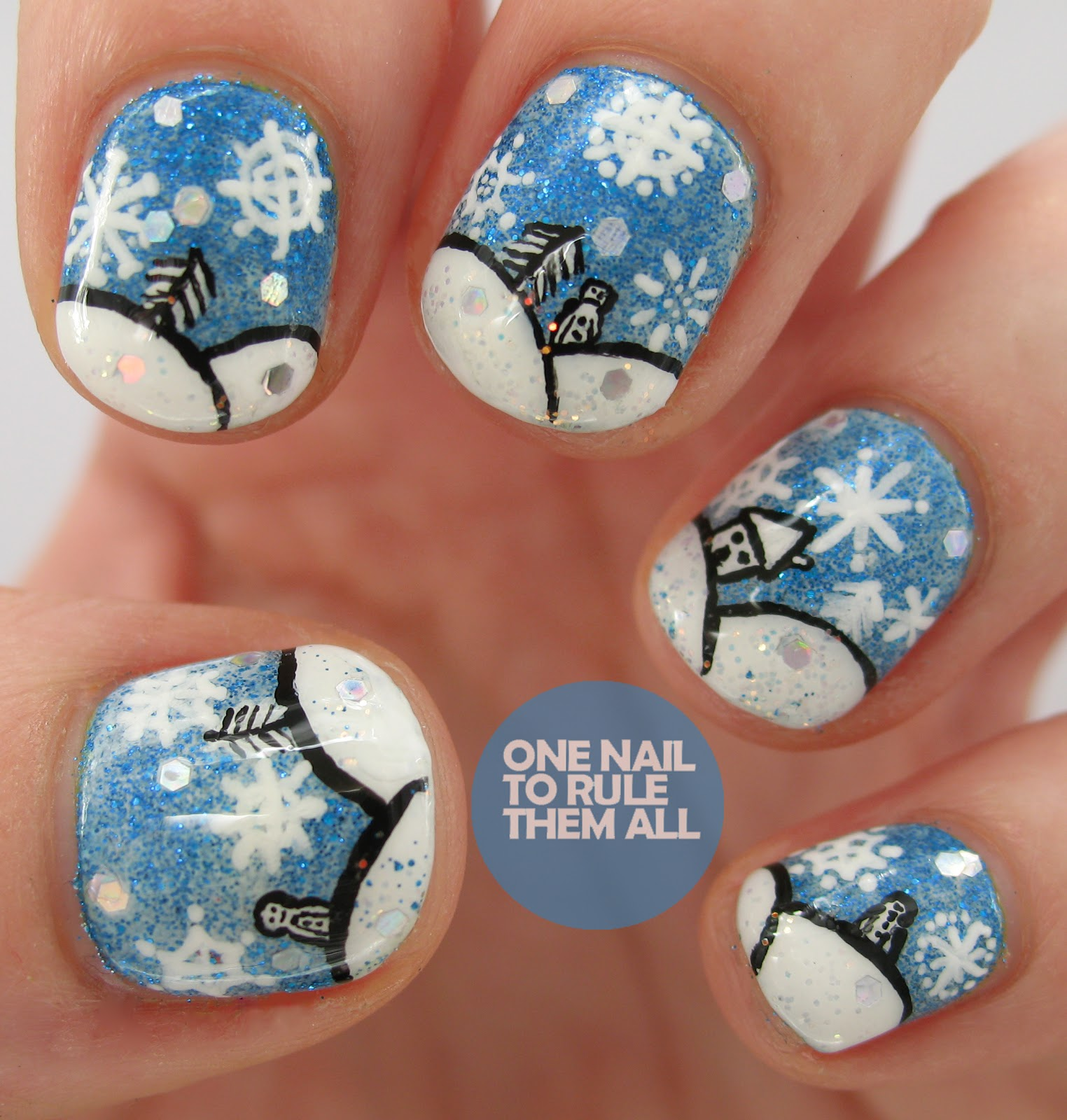 One Nail To Rule Them All: December 2012