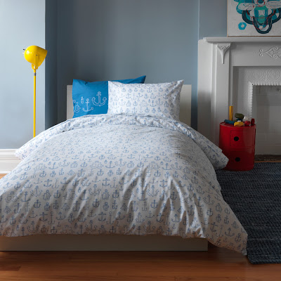 Unison home anchor bedding