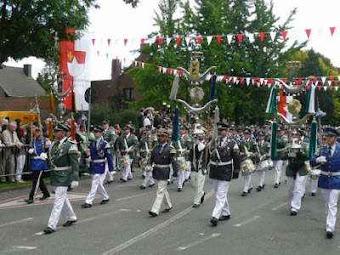 Jubiläumsparade 2010