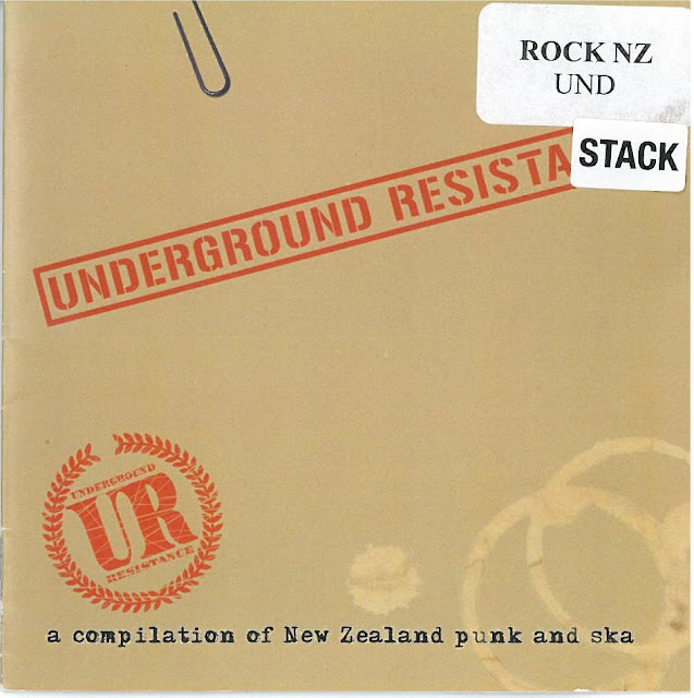 New Zealand punk compilation