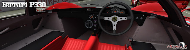 Ferrari P330 HistorX 2.0 rFactor