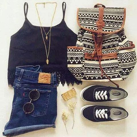 Latest Summer Outfits Ideas #17.