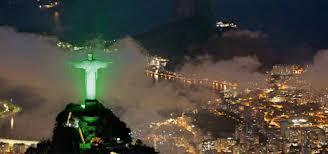 Statuia lui Hristos Mantuitorul din Rio de Janeiro 1