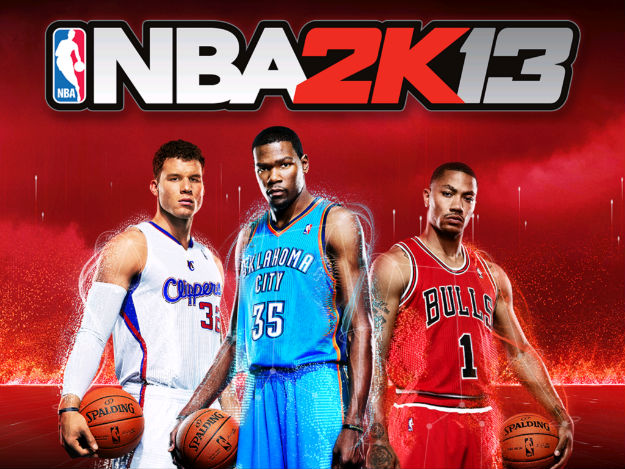 Oyun - NBA 2K13 (APK+DATA)