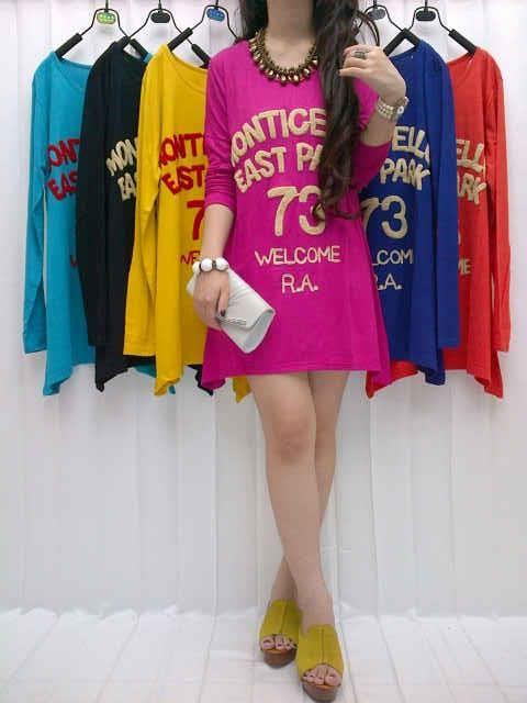 blouse kaos M-230443