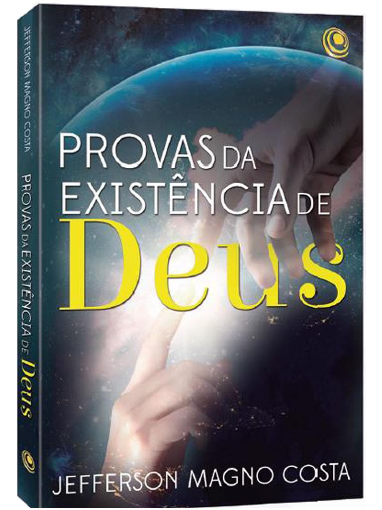 Livro Provas Da Existência De Deus