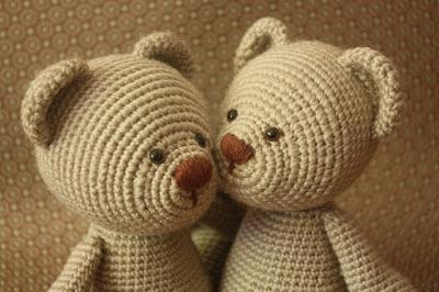 EASY TEDDY BEAR PATTERN CROCHET CROCHET