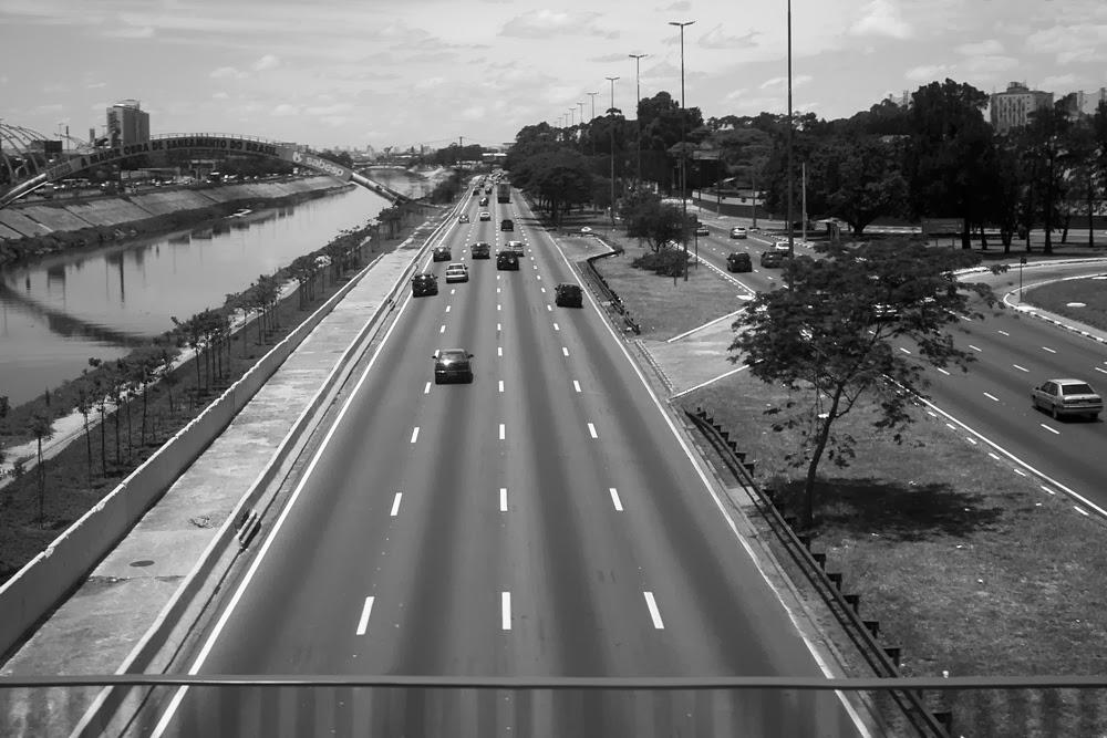São Paulo - Vias