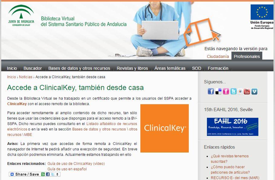 Bibliotéca Virtual del Sistema Sanitario Público de Andalucia
