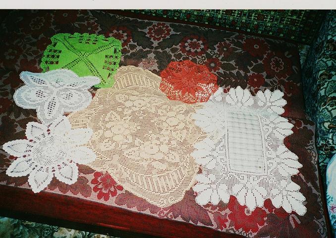 Филейное вязание. Схемы