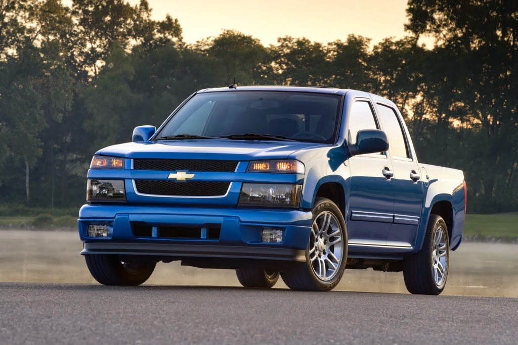 Chevrolet Colorado Truck Blue Color Pictures Gallery of 11