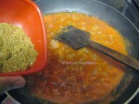 6 Kadai Vegetable Gravy