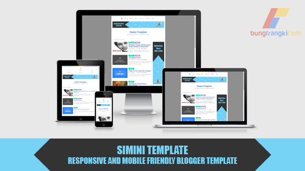 Simini Template: Responsive and Mobile Friendly for Mini Blog