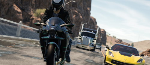 The Crew Wild Run Edition Racing Game new on PS4, PC and Xbox One
