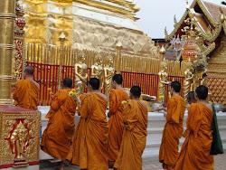 Templo em Chiang May