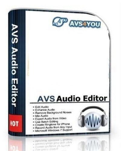 من عمالقة برامج الهندسة الصوتية AVSAudioEditor.7.1.3.462 .........