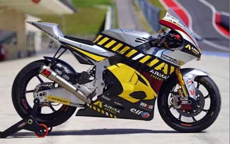 Marc VDS Honda MotoGP 2015