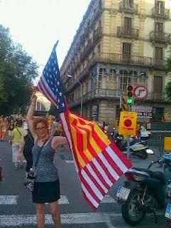 USA-Catalonia friendship