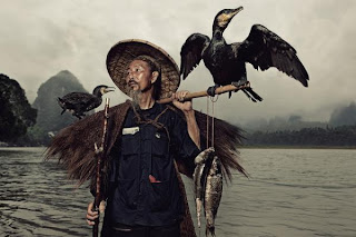 Chinese Fishing photo
