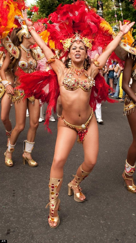 Notting Hill Carnival 2012: Olympic Links Between London And Rio To Provide A Brazilian Beat.