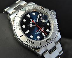 Rolex Yacht Master Blue Dial 116622