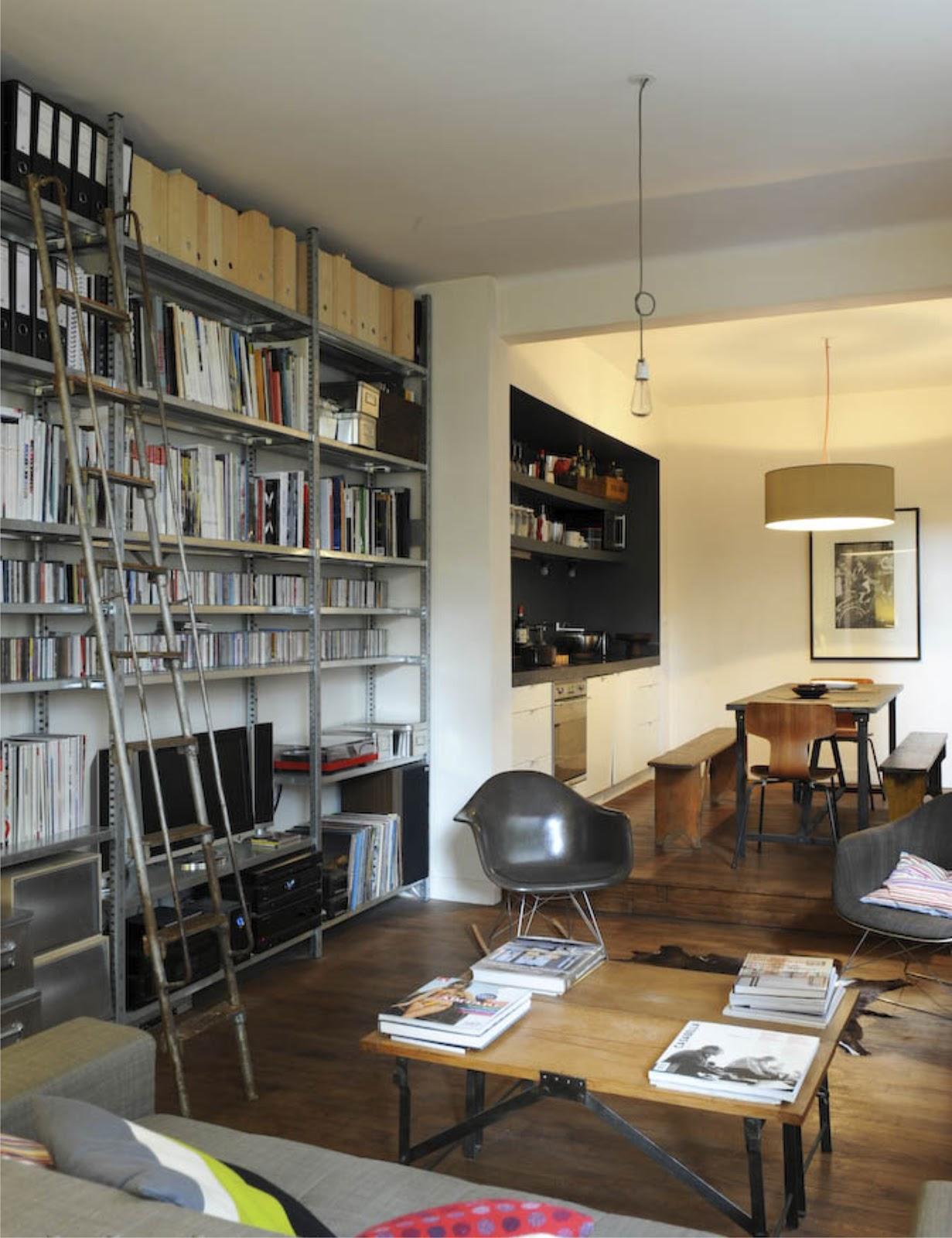 Mini apartamento vintage chic decoraci n for Decoracion de mini apartamentos