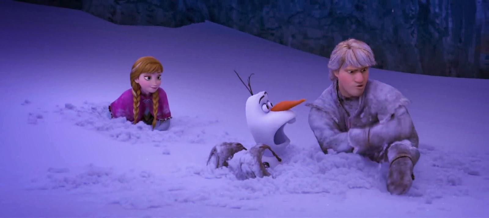 Il bollalmanacco di cinema frozen regno ghiaccio