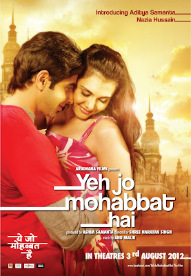 Yeh Jo Mohabbat Hai (2012) Mp3 Songs Download