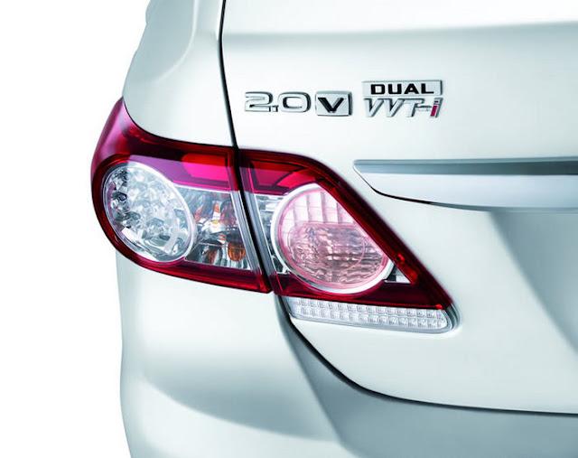 Toyota Corolla 2012 - motor