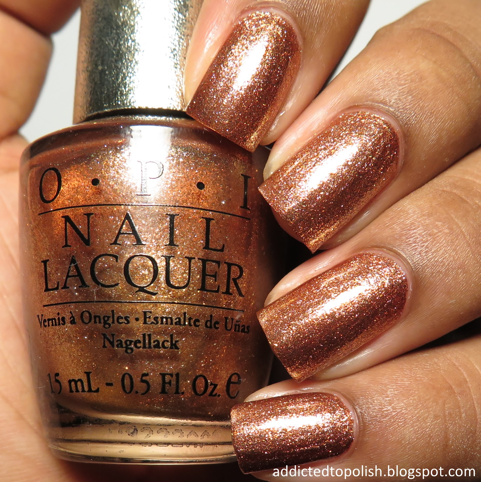 Nail Polish Colors Bronze: Addicted To Polish: Twinsie Tuesday