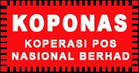Jawatan Kosong Koperasi Pos Nasional Berhad (KOPONAS)