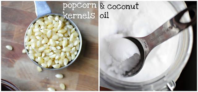 Coconut Popcorn l SimplyScratch.com