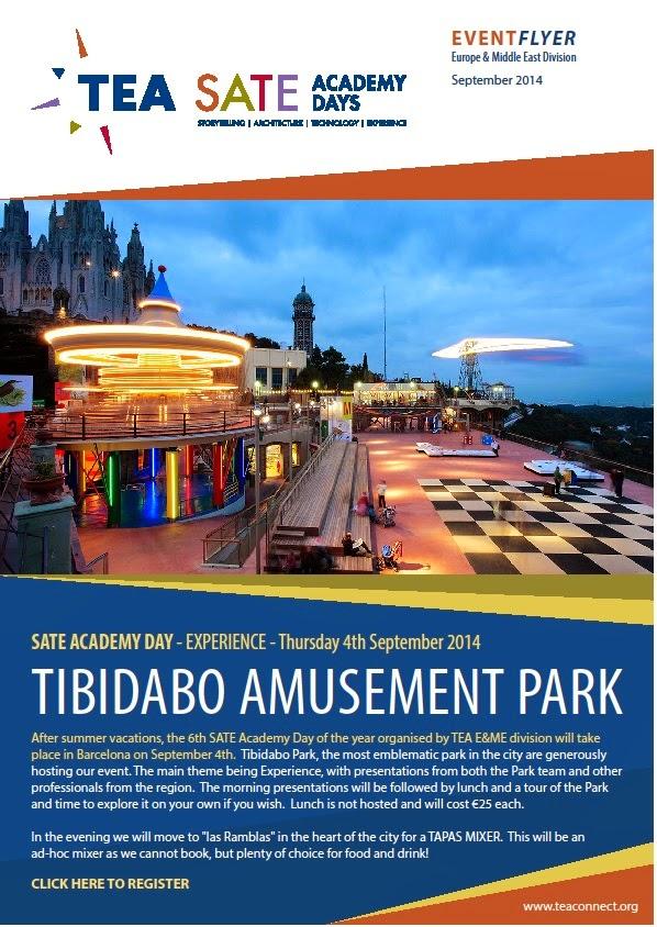 Barcelona, Sept 4: Visit Tibidabo Amusement Park