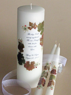 All you want to find out about unity candle sets