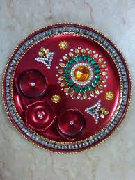 Wedding aarthi trays arathi plates available for different occasions wedding set 9 different aarthi plates bride grooms name fixed aarthi plates wedding decoration junglespirit Choice Image