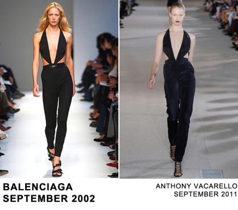 balenciaga dit it first