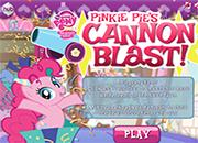 pinkie pie cannon Blast juego