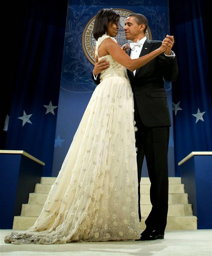 Барак Обама и Мишель Обама, Лучшие и худшие наряды знаменитостей 2014