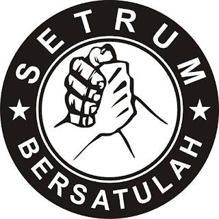 Setrum Band Punk Rock Banjar Patroman Jawa barat Logo Artwork