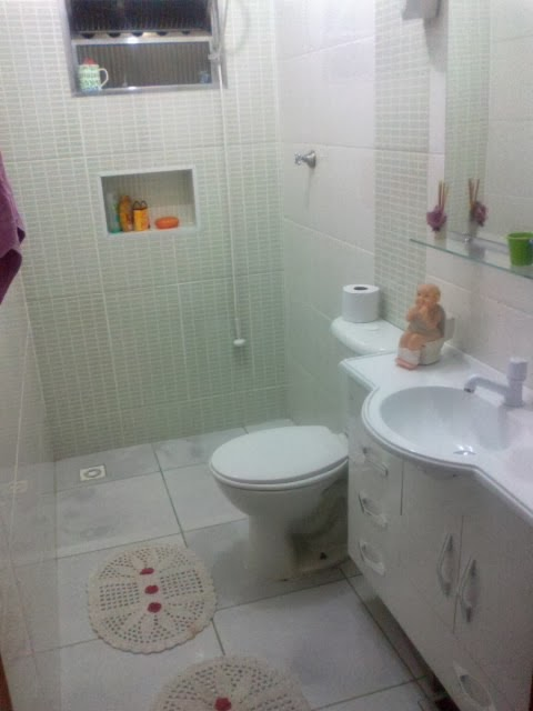 Construindo nosso Castelo Banheiro das meninas -> Armario Banheiro Rs