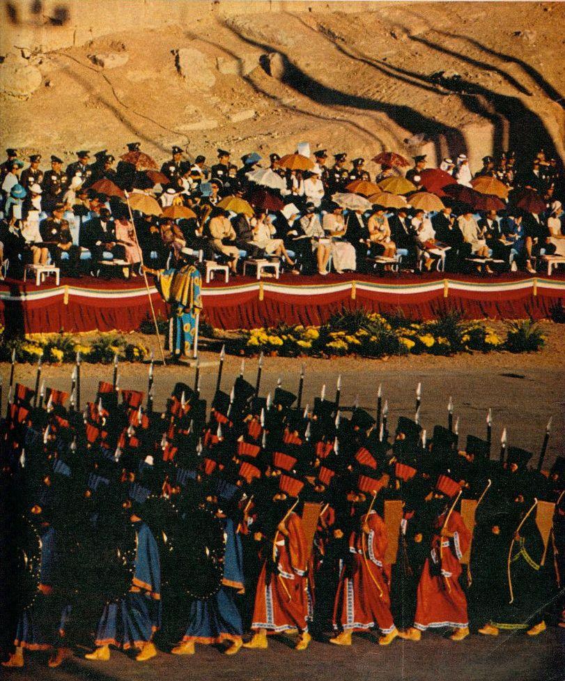 Картинки по запросу 2500 anniversary of persian monarchy