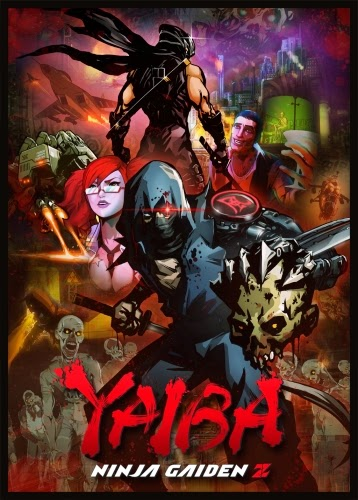 Cover Of YAIBA Ninja Gaiden Z Full Latest Version PC Game Free Download Mediafire Links At worldfree4u.com