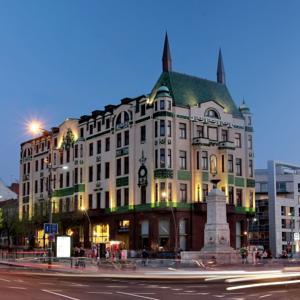 De scriptor in gesprek met magnus montelius for Hotel belgrado